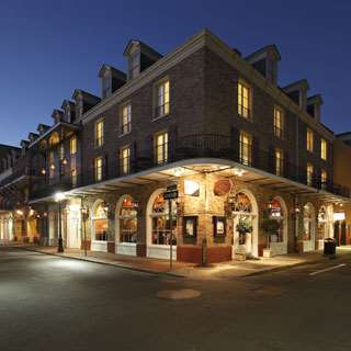 Exterior view - Maison Dupuy French Quarter Hotel New Orleans