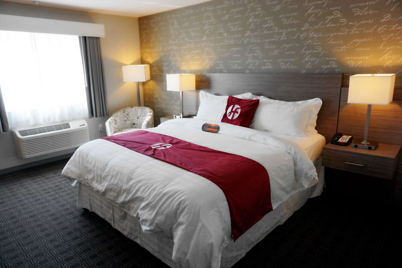 Room - Hartford Hotel Rosemead