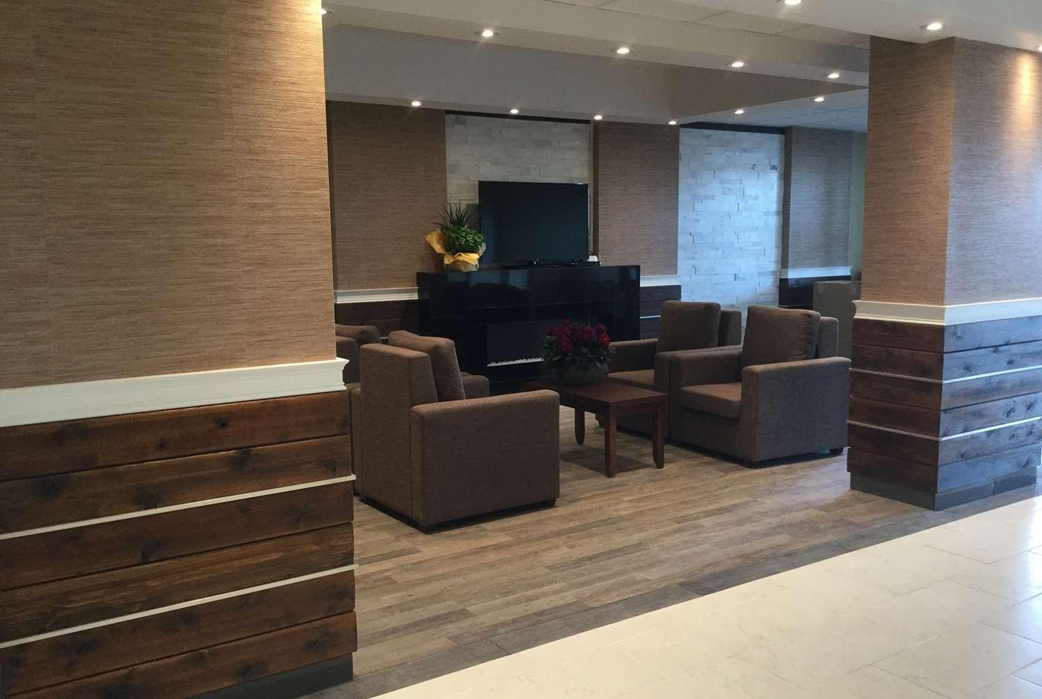 Lobby - Super 8 Motel Hardisty