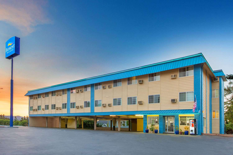 Exterior view - Baymont Inn & Suites Roseburg