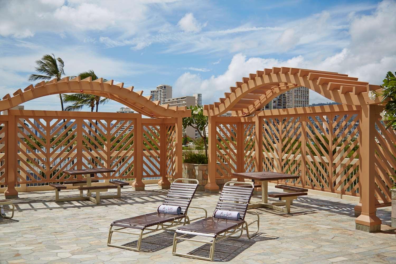 proam - Aqua Skyline at Island Colony Hotel Waikiki Honolulu