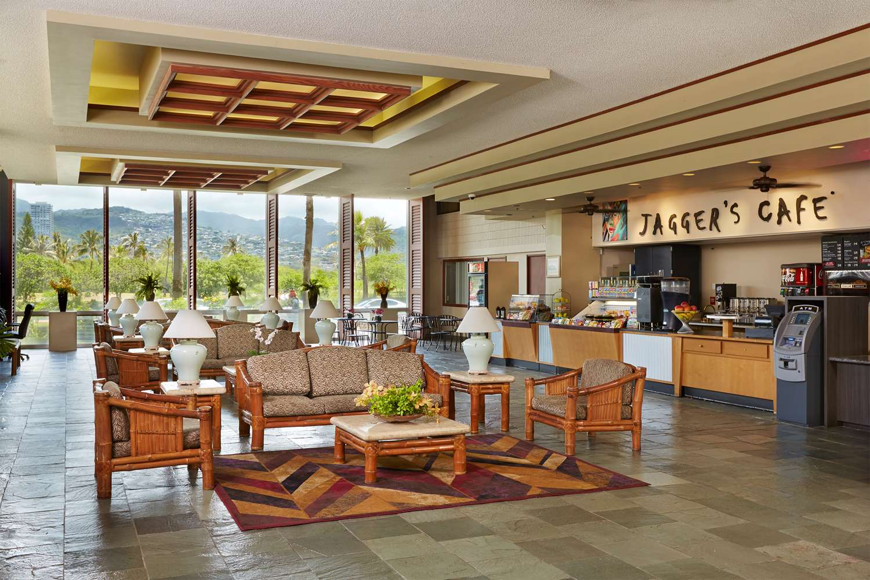 Restaurant - Aqua Skyline at Island Colony Hotel Waikiki Honolulu