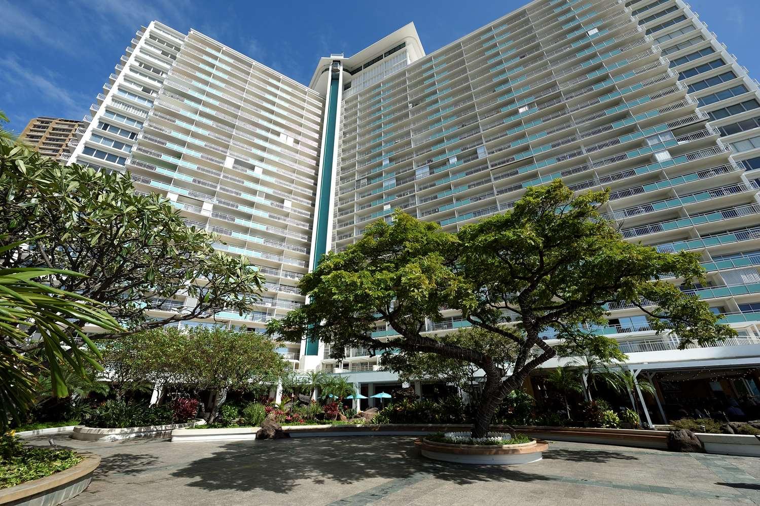 Exterior view - Ilikai Lite Hotel Honolulu
