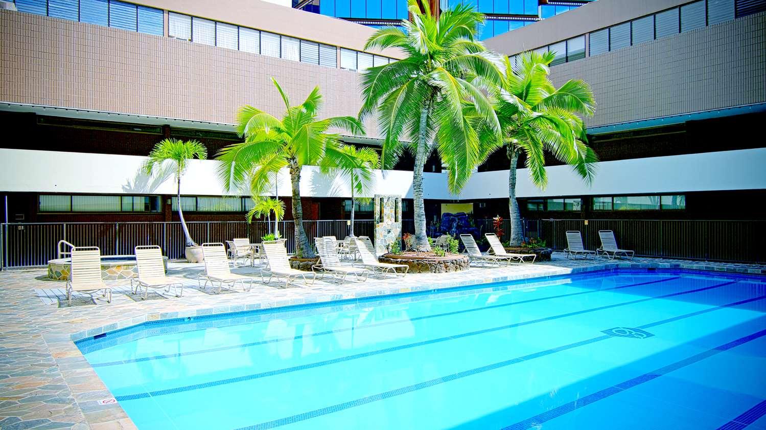 Pool - Aston at the Executive Centre Hotel Honolulu