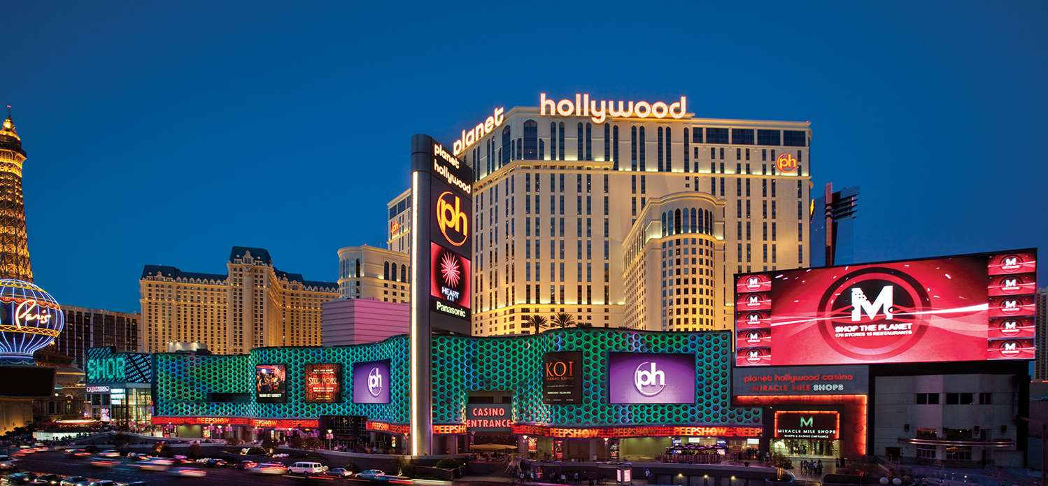 Planet Hollywood Resort Las Vegas