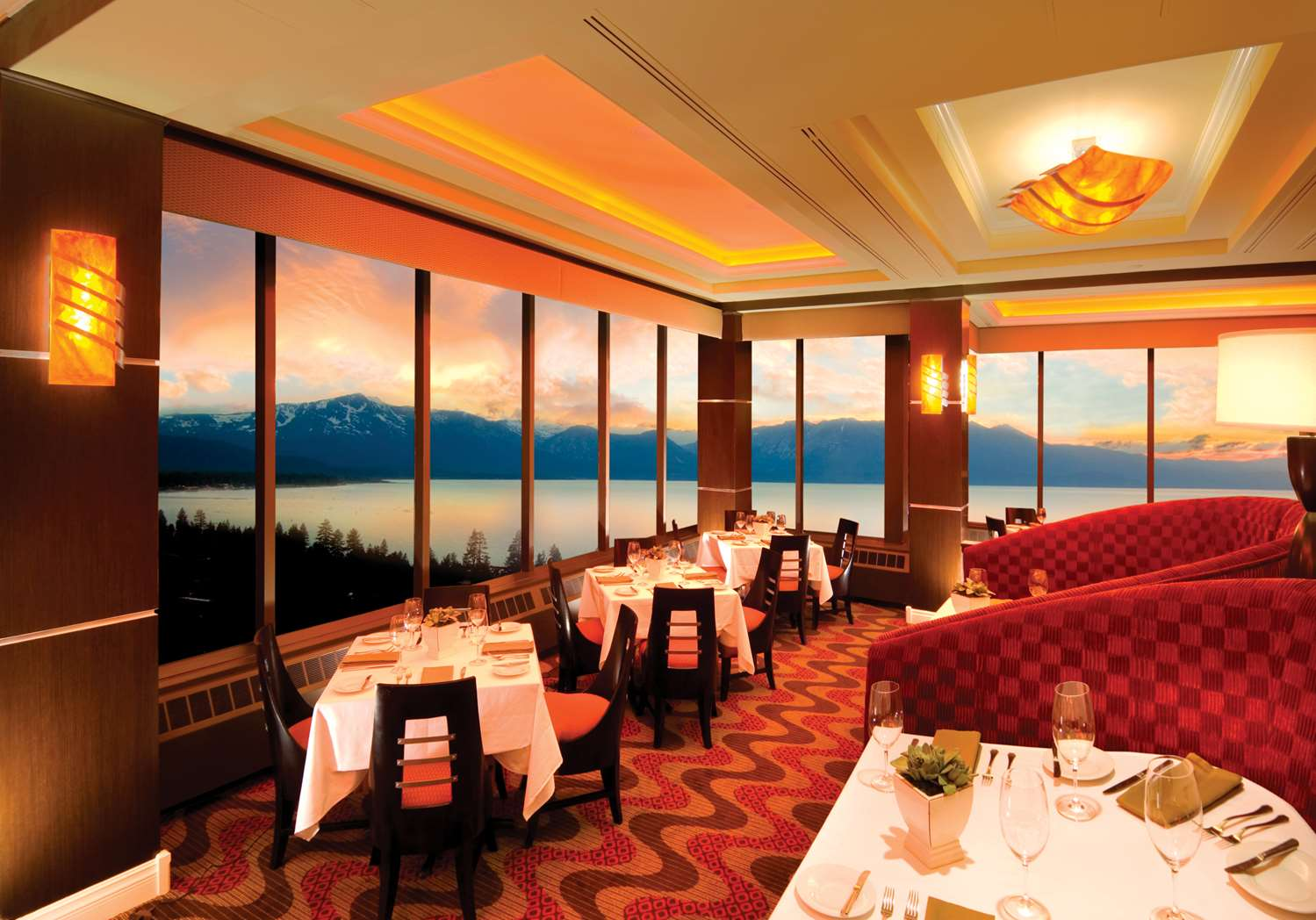 Restaurant - Harvey's Lake Tahoe Hotel Stateline