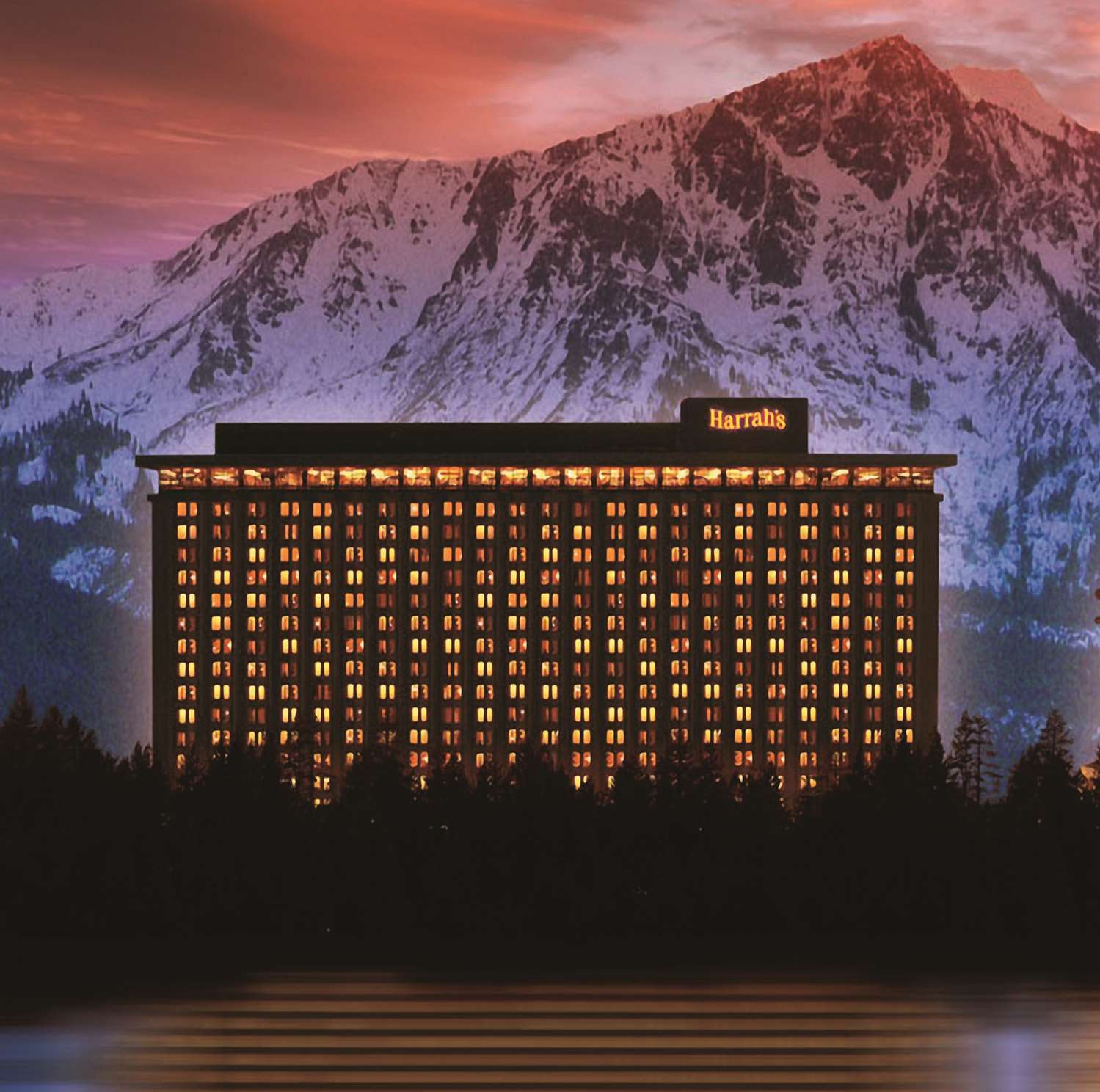 Exterior view - Harrah's Lake Tahoe Resort Stateline