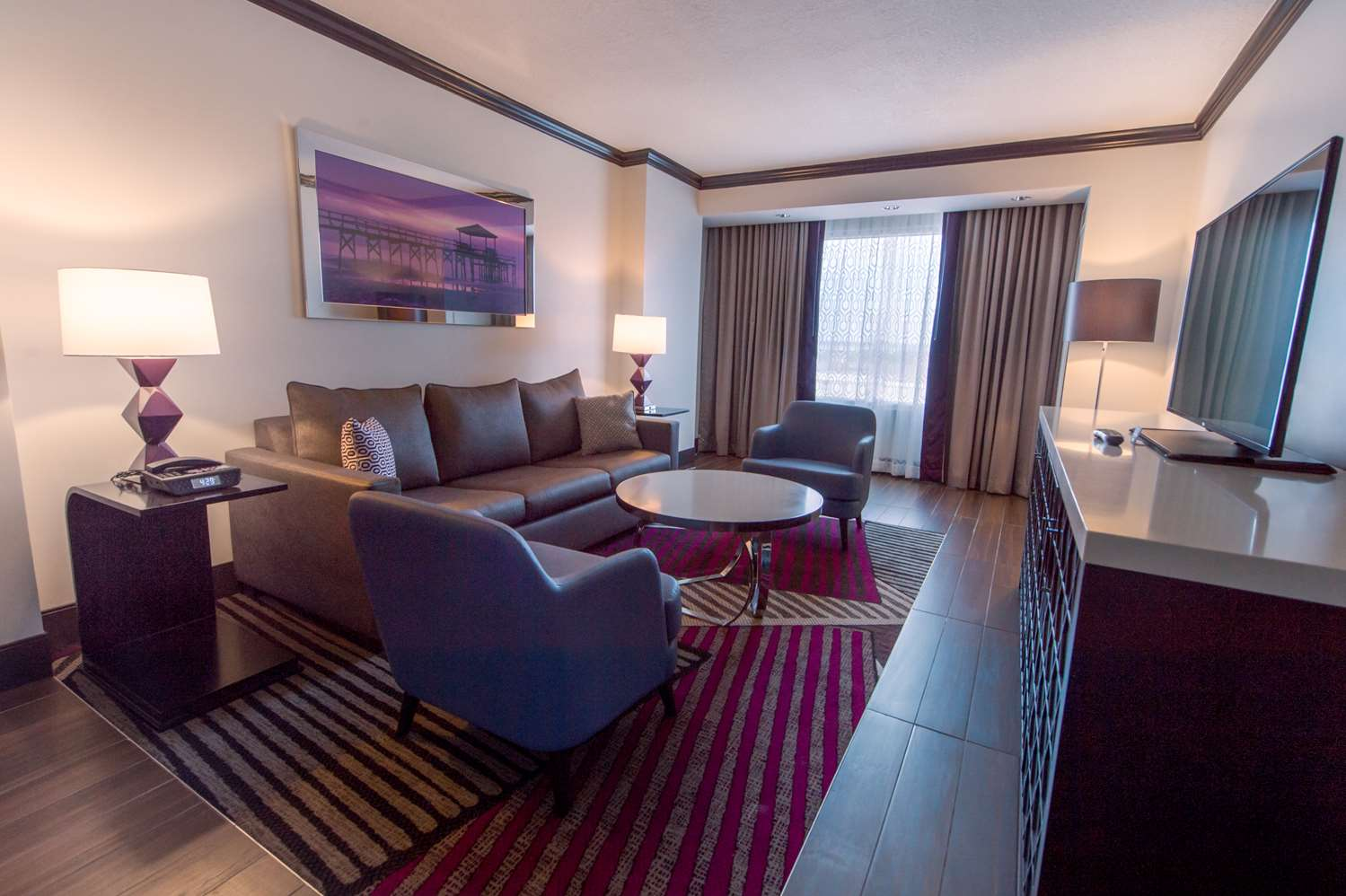 Suite - Harrah's Gulf Coast Hotel Biloxi
