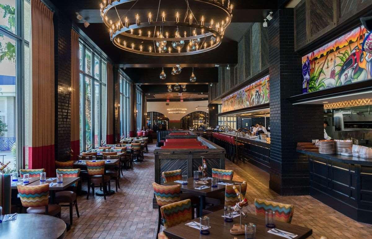 Restaurant - Rio All-Suite Hotel & Casino Las Vegas