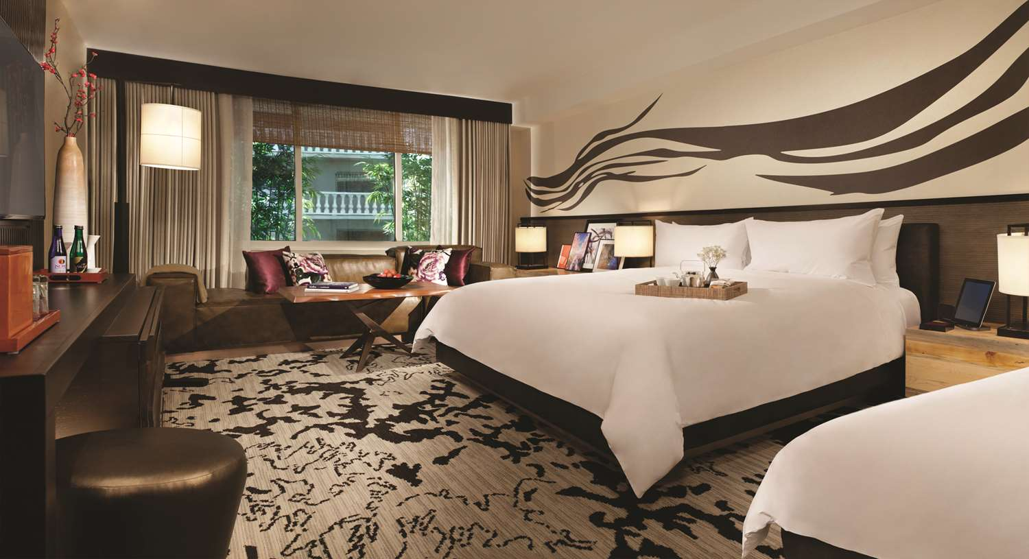 Room - Nobu Hotel at Caesars Palace Las Vegas