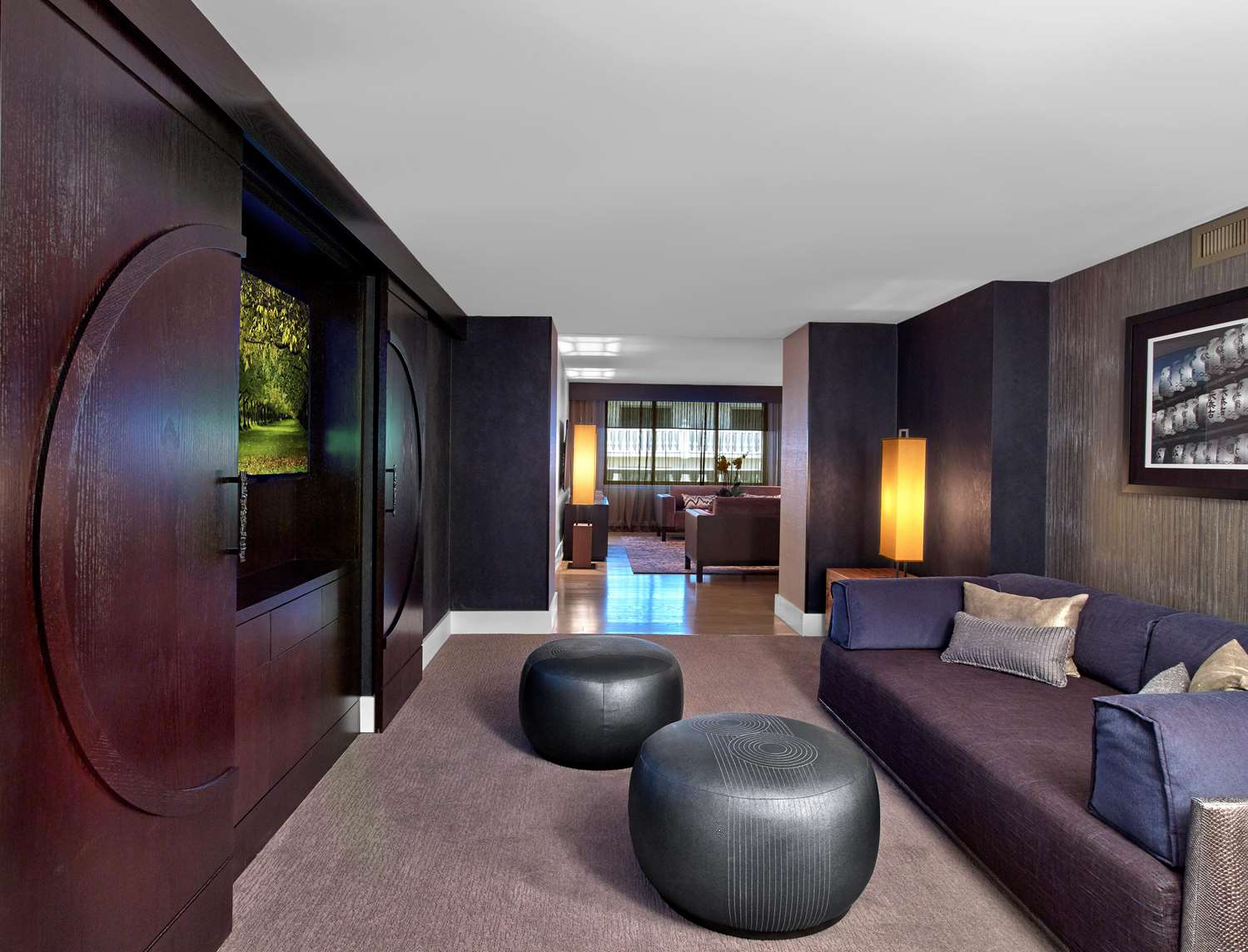 Amenities - Nobu Hotel at Caesars Palace Las Vegas