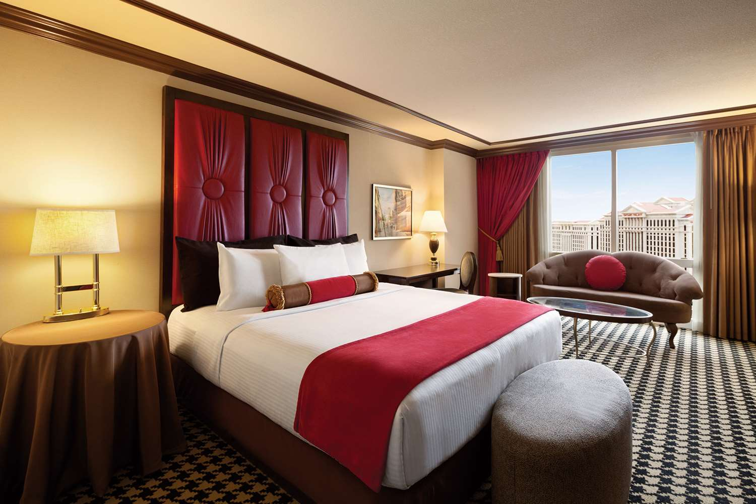 Room - Paris Resort & Casino Las Vegas