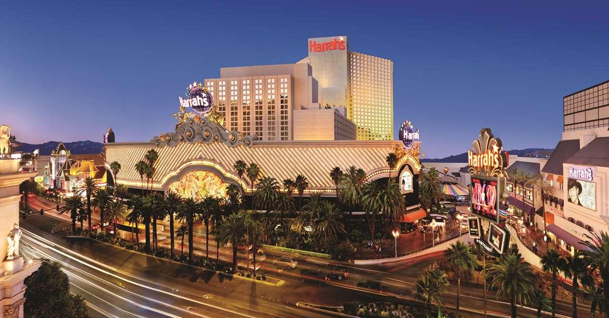 Exterior view - Harrah's Hotel & Casino Las Vegas