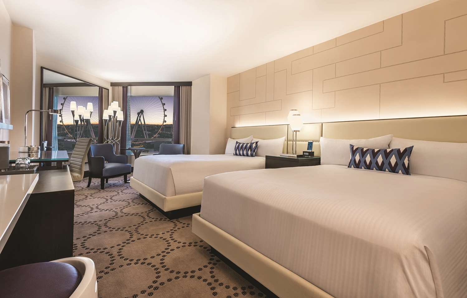 Room - Harrah's Hotel & Casino Las Vegas