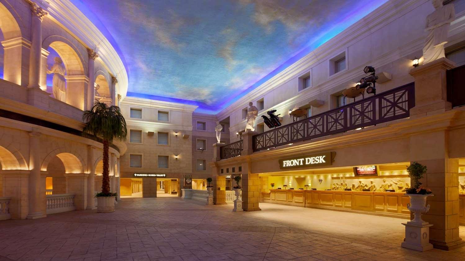 Lobby - Caesars Resort Atlantic City