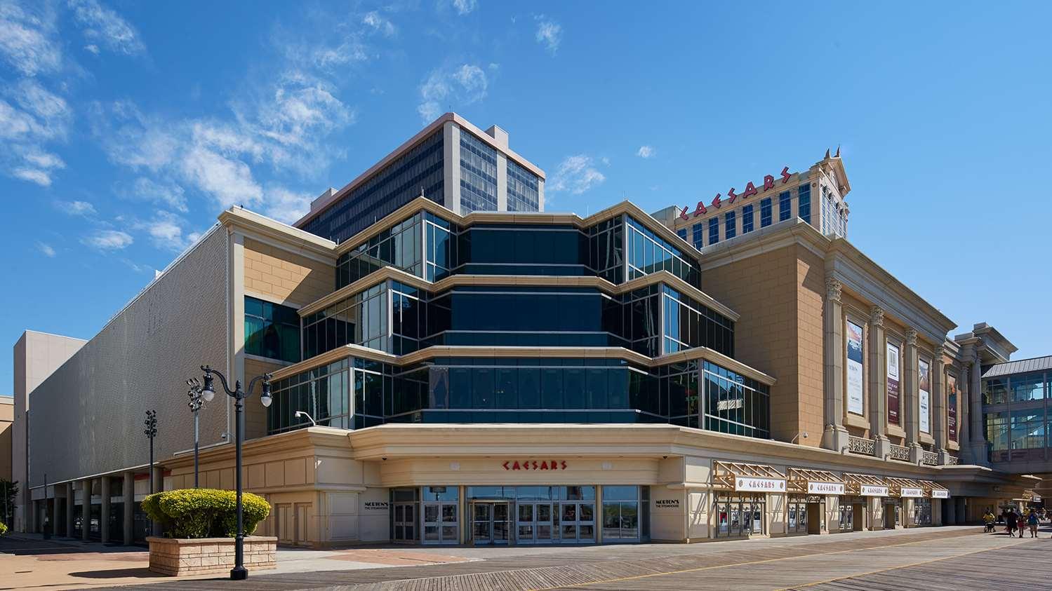 Exterior view - Caesars Resort Atlantic City