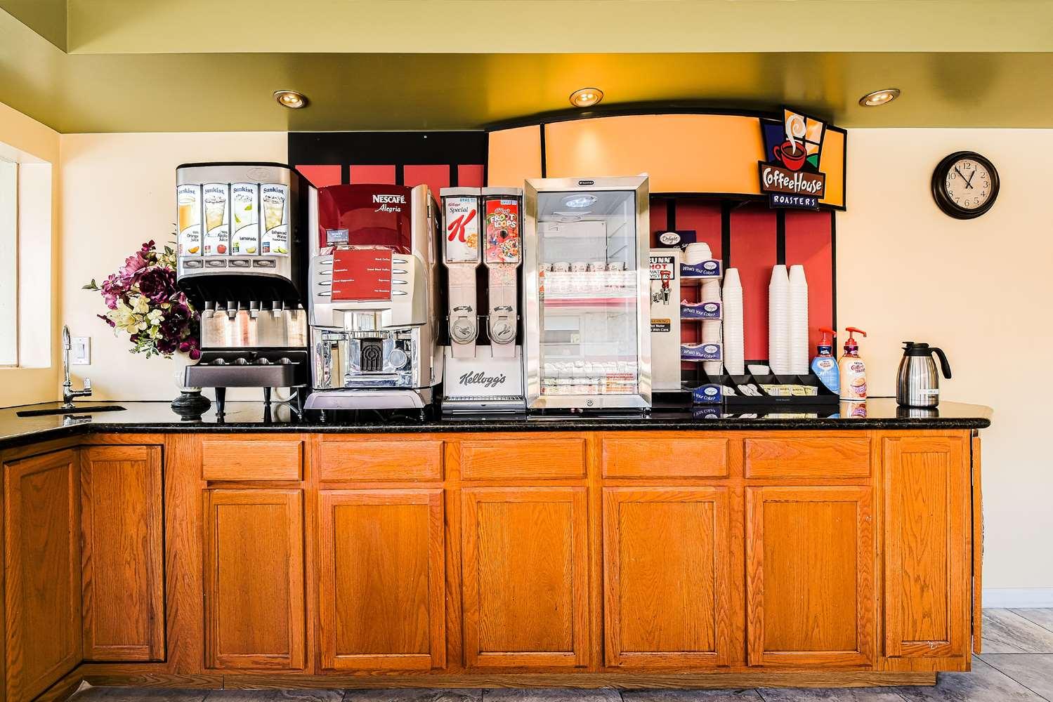 Restaurant - SureStay Hotel by Best Western Airport San Jose