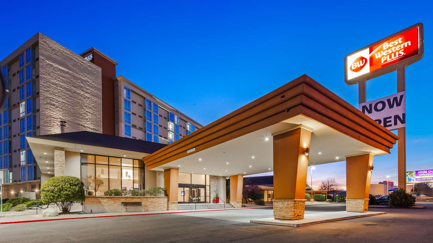 Exterior view - Best Western Plus Sparks Reno Hotel