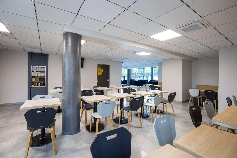 Restaurant - Hotel Campanile Metz Nord