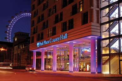 Park Plaza County Hall London