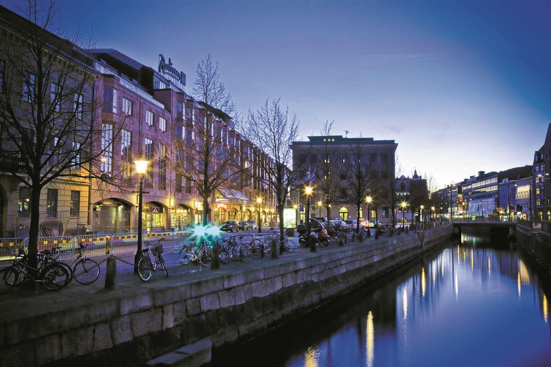 Radisson Blu Scandinavia Hotel, Goteborg