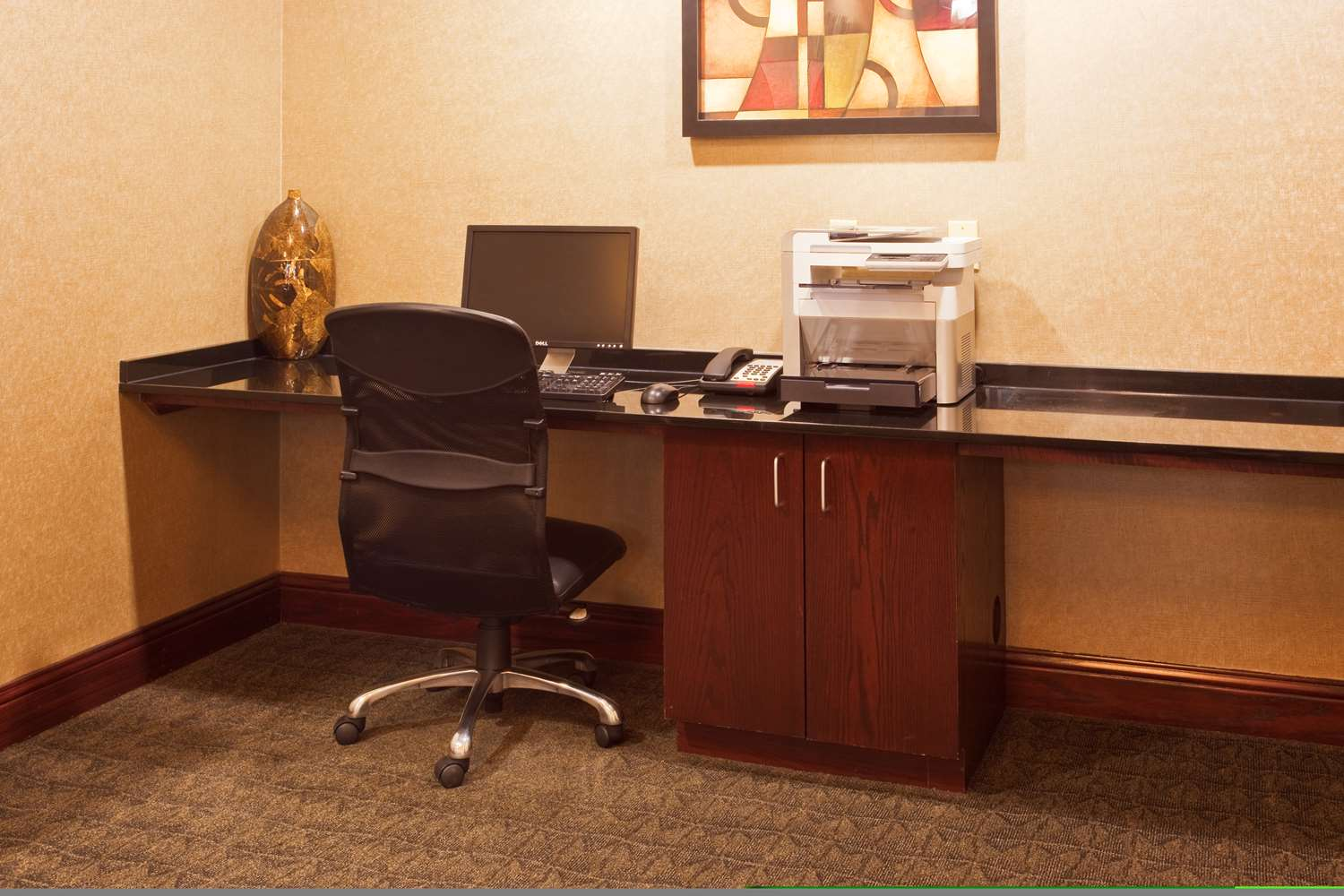 Conference Area - Red Lion Inn & Suites Mineral Wells