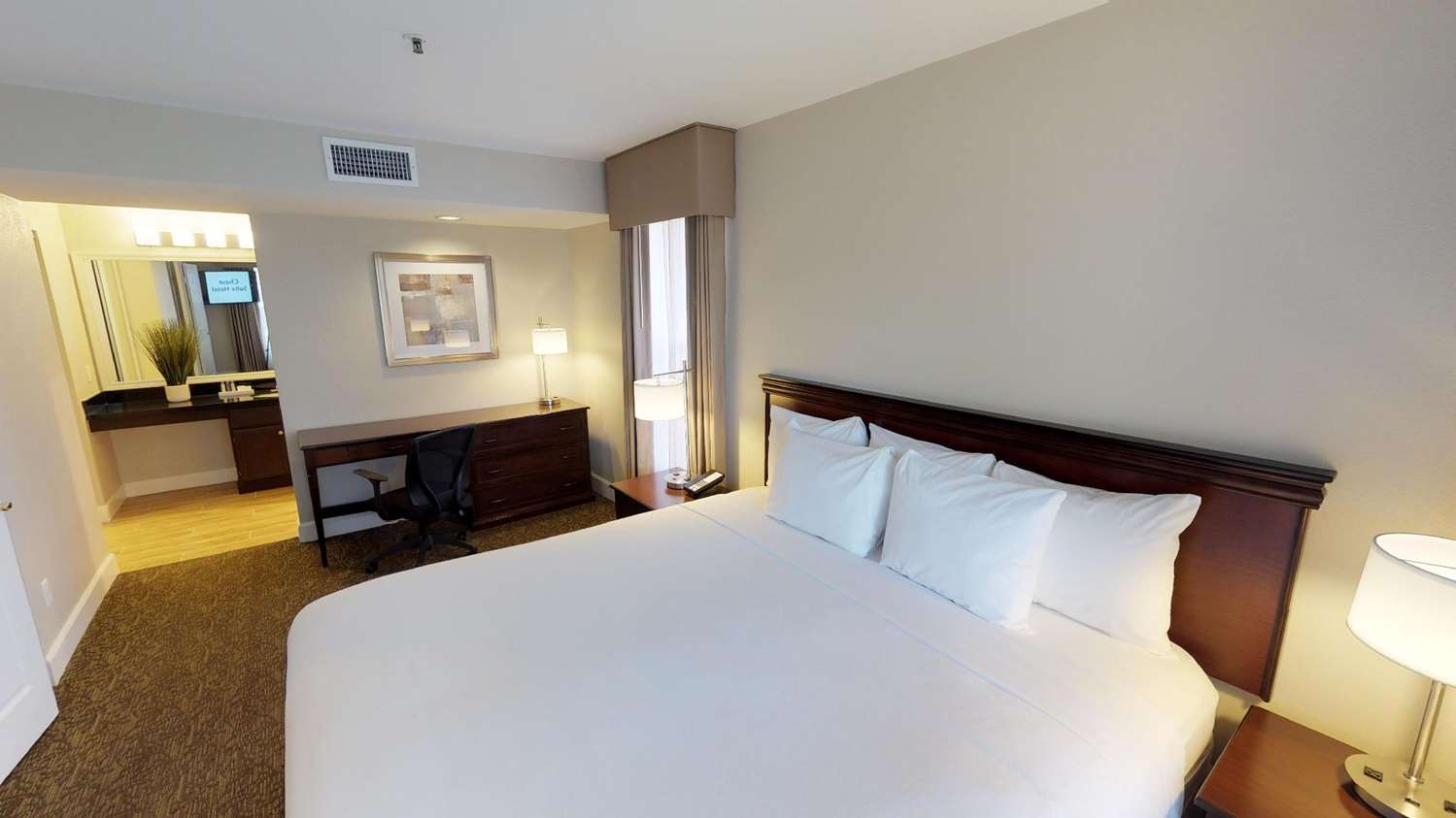 Room - Chase Suite Hotel Brea
