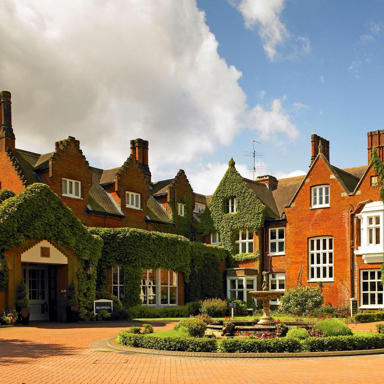 Sprowston Manor Marriott Hotel