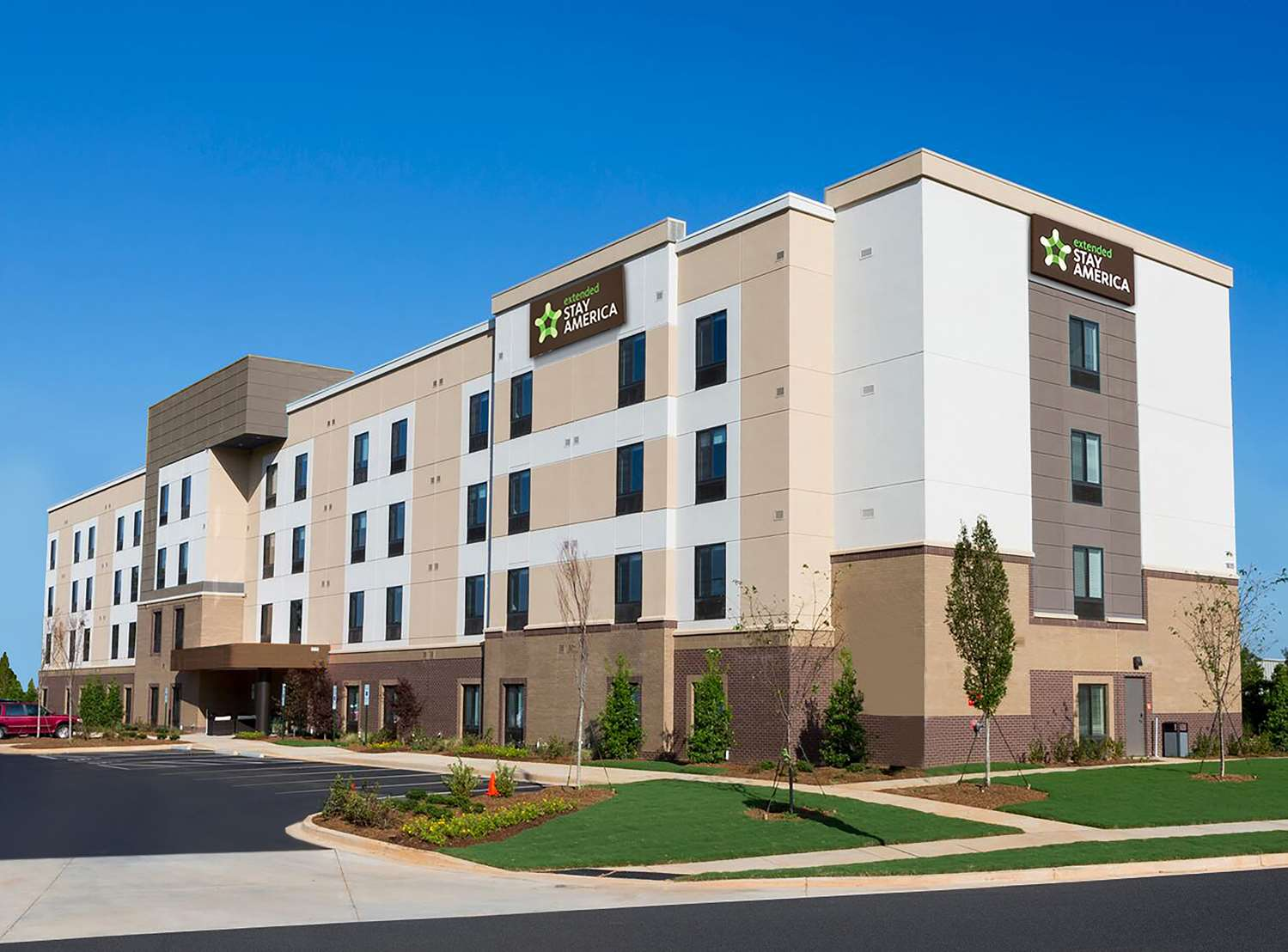 Exterior view - Extended Stay America Hotel Rock Hill