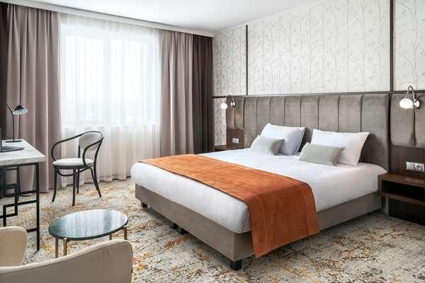 Hotel HOTEL METROPOLO KRAKOW BY GOLDEN TULIP - Klassisches Zimmer