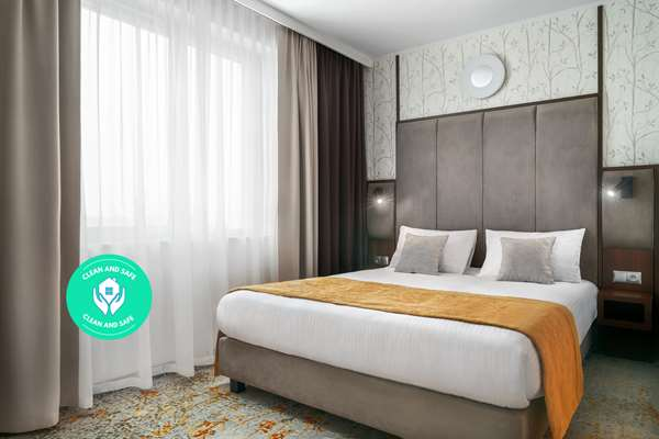 Hotel METROPOLO KRAKOW BY GOLDEN TULIP - Junior Suite
