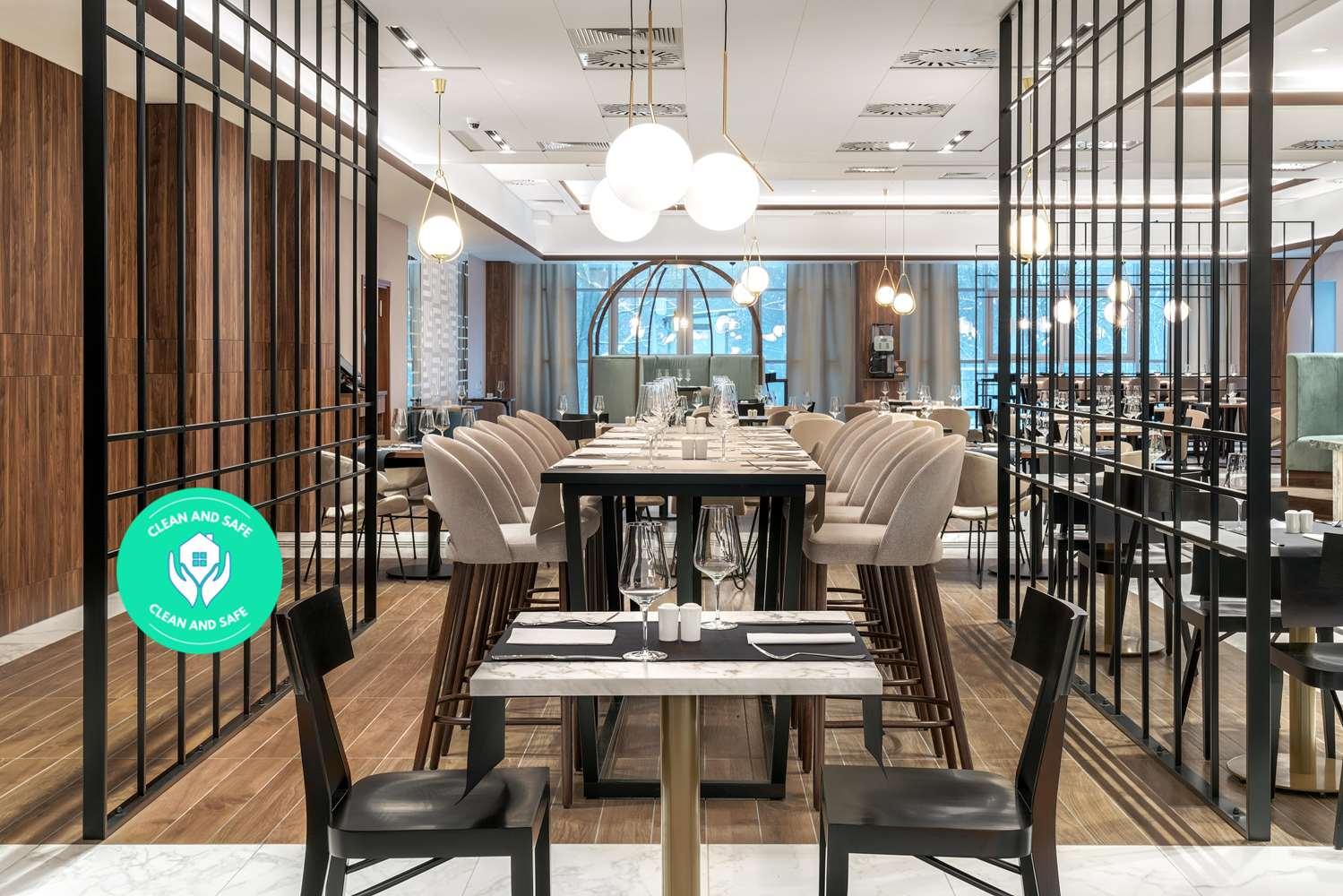Restaurant - Hotel Metropolo Krakow By Golden Tulip