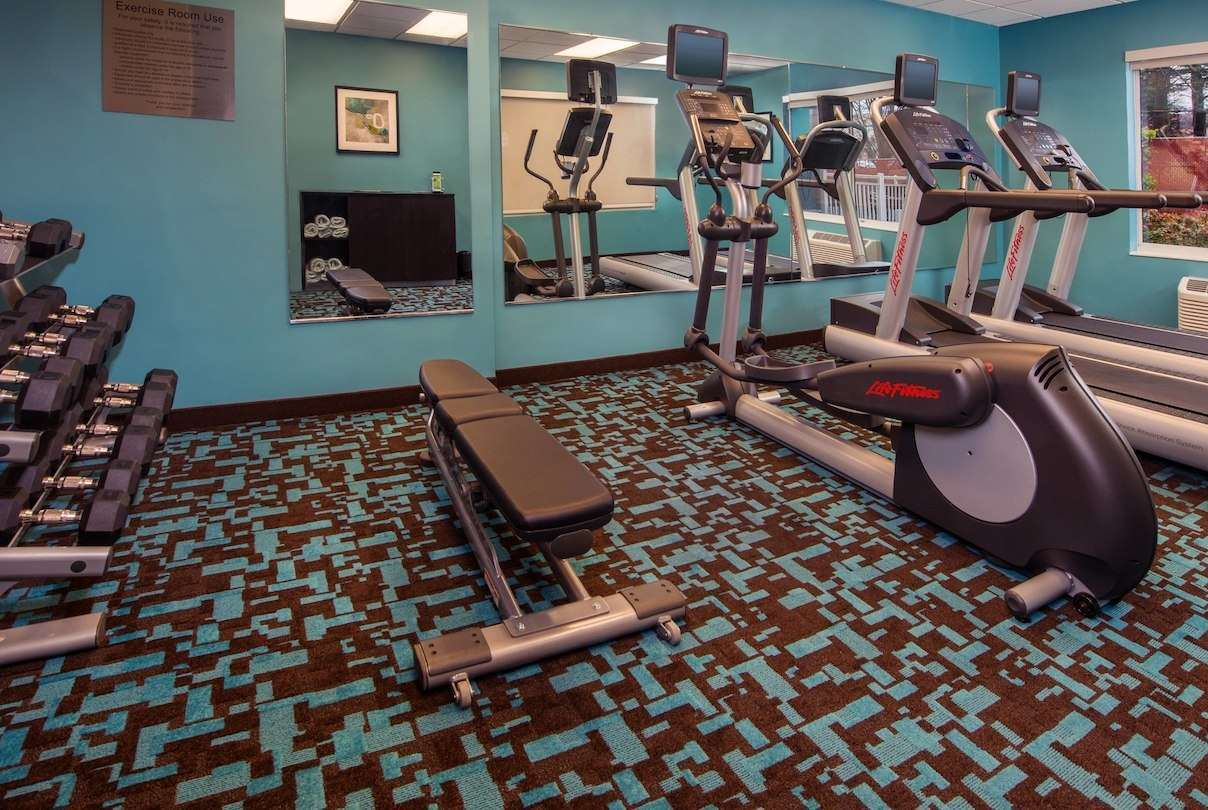 Fitness/ Exercise Room - Baymont Inn & Suites Chambersburg