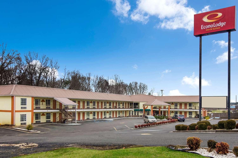 Exterior view - Econo Lodge Inn & Suites Lafayette