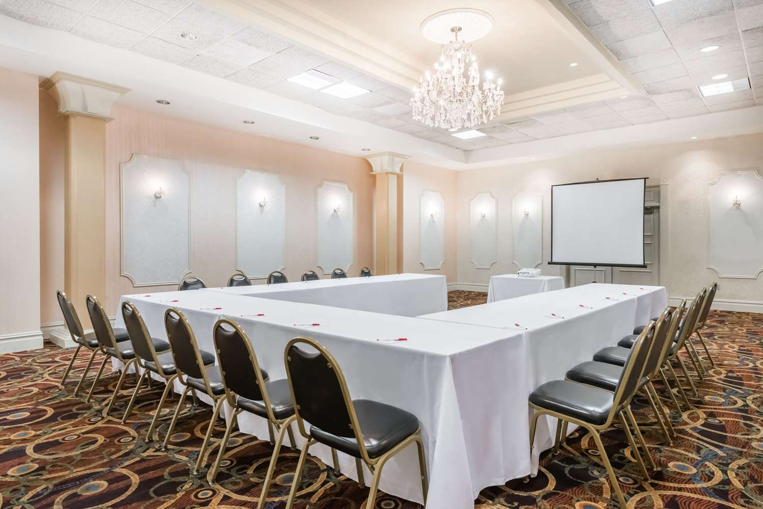 Meeting Facilities - Clarion Hotel BWI Airport Hanover