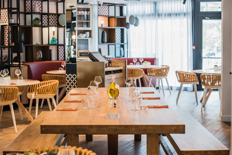 Restaurant - Hotel Golden Tulip Aix En Provence