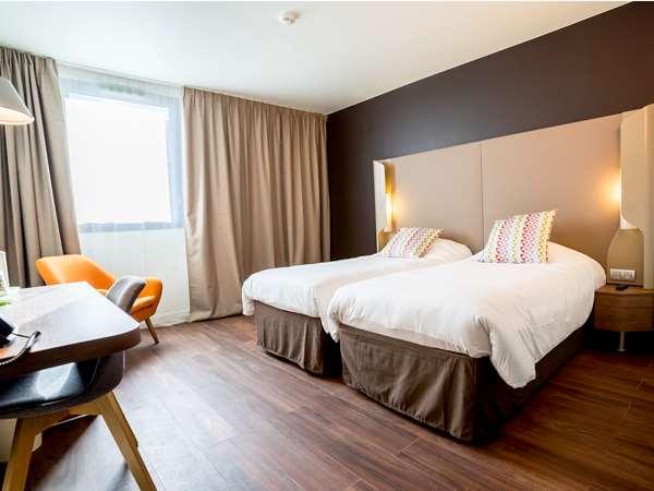 Hotel HOTEL CAMPANILE MARSEILLE EST - Aubagne - Standard Room - Next Generation