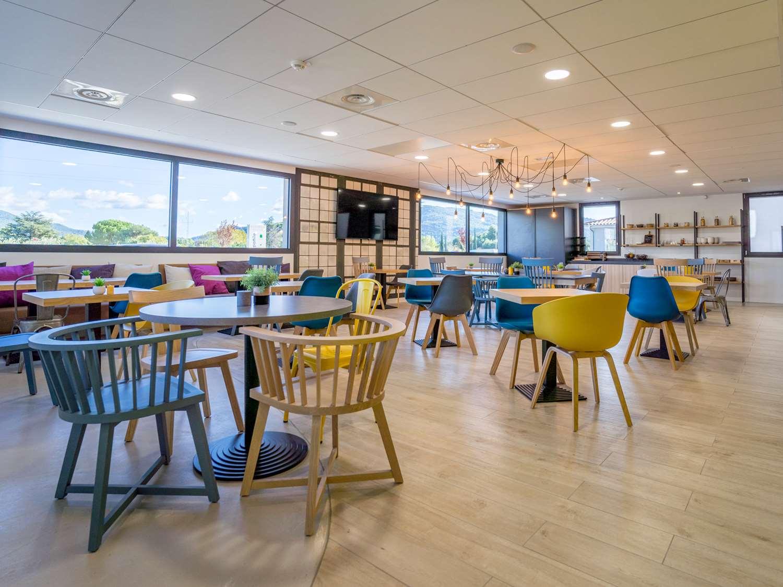 Restaurant - Hôtel Campanile Marseille Est - Aubagne