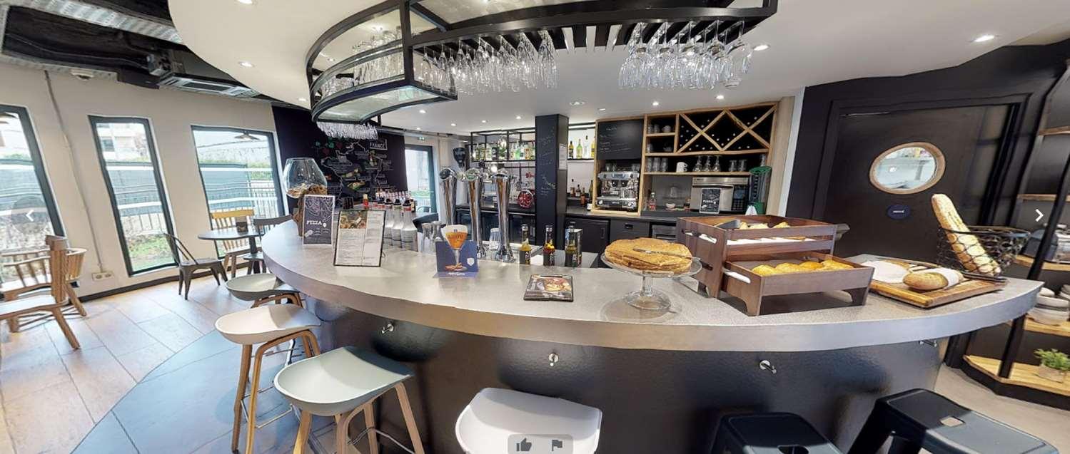 Restaurant - Hôtel Campanile Fontainebleau