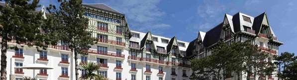 Hotel HOTEL BARRIERE L'HERMITAGE LA BAULE