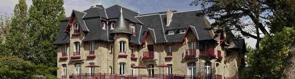 Hotel LE CASTEL MARIE-LOUISE LA BAULE