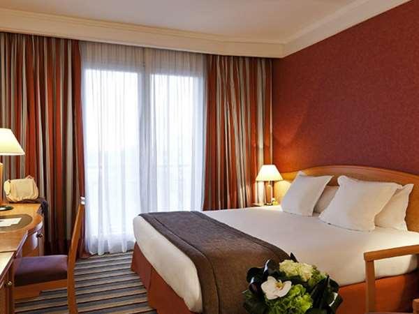 Hotel HOTEL BARRIERE L'HOTEL DU LAC ENGHIEN-LES-BAINS