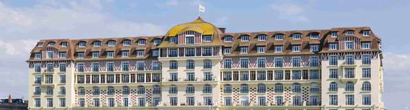 Hotel HOTEL BARRIERE LE ROYAL DEAUVILLE