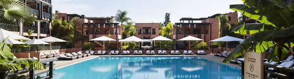 HOTEL & RYADS LE NAOURA MARRAKECH