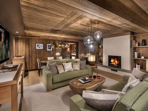 HOTEL BARRIERE LES NEIGES COURCHEVEL