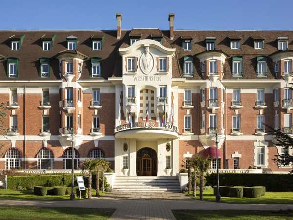 Hotel HOTEL BARRIERE LE WESTMINSTER LE TOUQUET