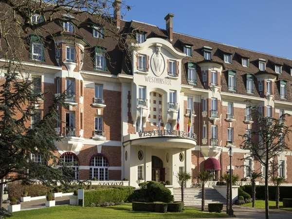 HOTEL BARRIERE LE WESTMINSTER LE TOUQUET