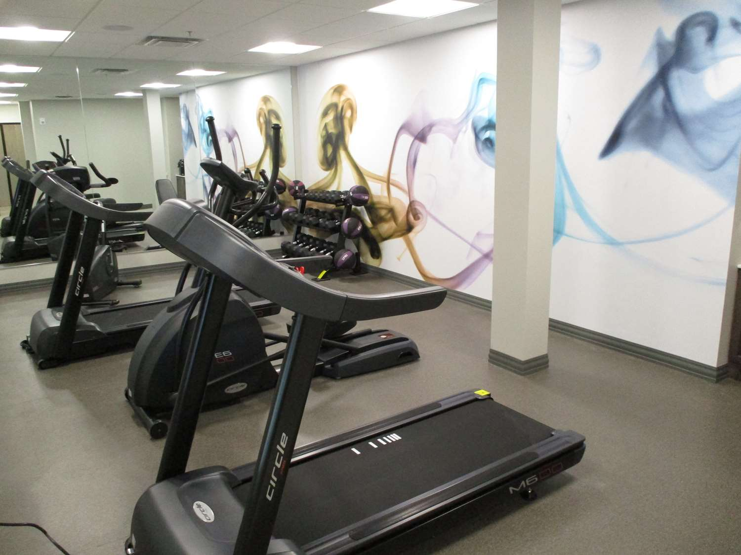 Fitness/ Exercise Room - Best Western Plus St Peter Hotel