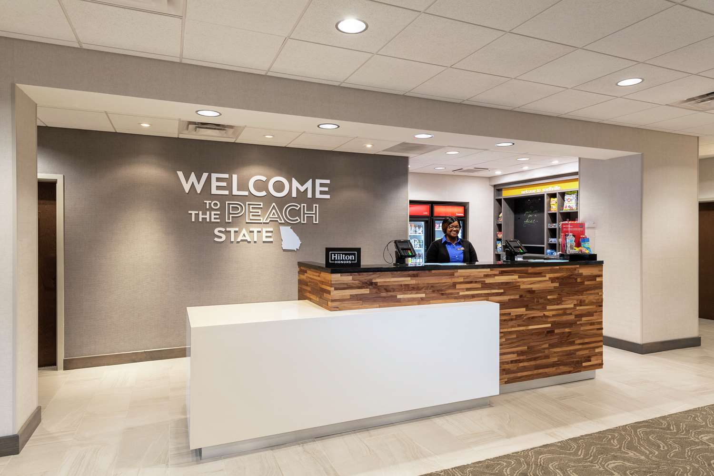 Lobby - Hampton Inn Snellville