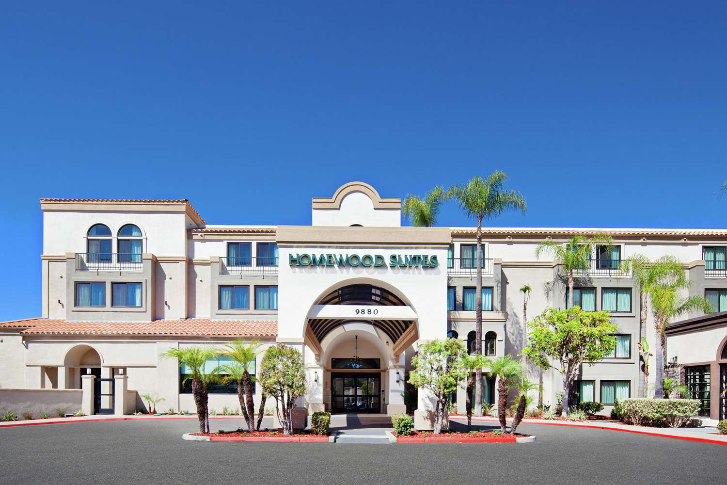 Exterior view - Homewood Suites by Hilton Central San Diego